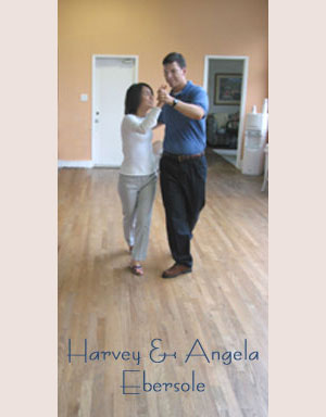 Harvey and Angela Ebersole