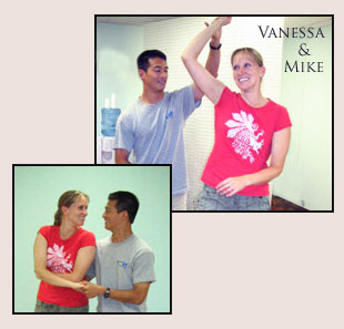 Mike and Venessa Yang